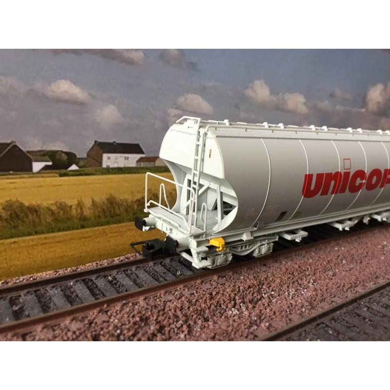 IV HJ6184 Ep Jouef 4-achs Silowagen SNCF UNICOPA