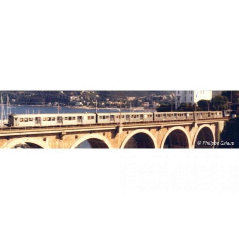 (RESERVATION) HJ4151 VOITURE VOYAGEURS ADDITIONNEL RIB 70 SNCF - (A RESERVER)
