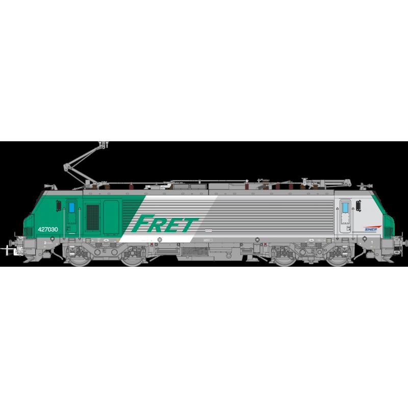 Précommande OS.KAR OS2703 BB 427030 FRET SNCF Ep V logo Desgrippes - Analogique