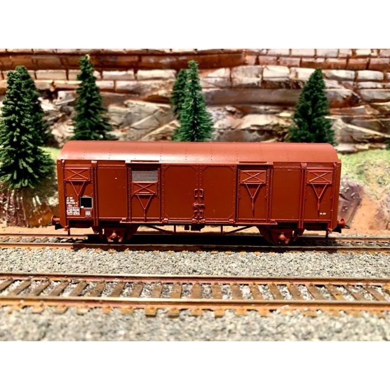 OCCASION ROCO 46445 WAGON COUVERT Ep IV