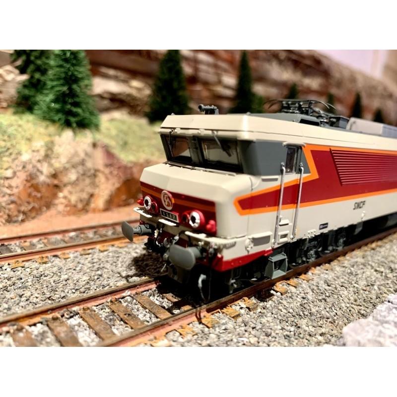 JOUEF HJ 2372S CC 6517 BETON ROUGE BEFFARA SNCF - DIGITAL SOUND