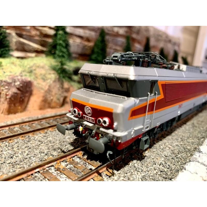 JOUEF HJ 2373 CC 21001 LIVRÉE D'ORIGINE SNCF - ANALOGIQUE