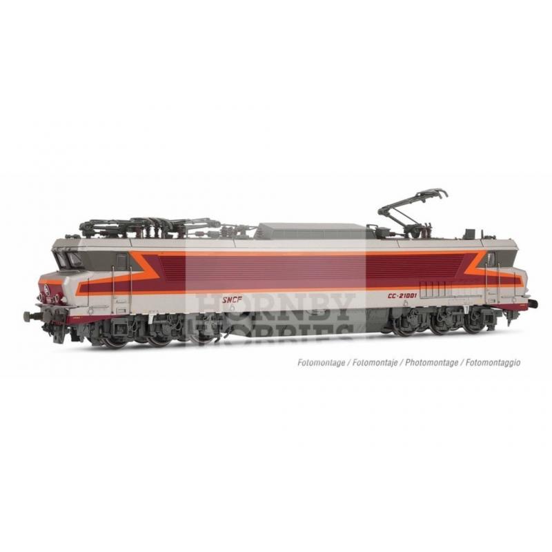 ( PRE-COMMANDE) HJ REF: 2373 CC 21001 LIVRÉE D'ORIGINE SNCF - ANALOGIQUE