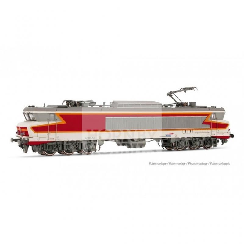 (PRE-COMMANDE) HJ: REF: 2370 . CC 6543 A PERSIENNES DÉCALÉS SIGLE CASQUETTE SNCF - ANALOGIQUE