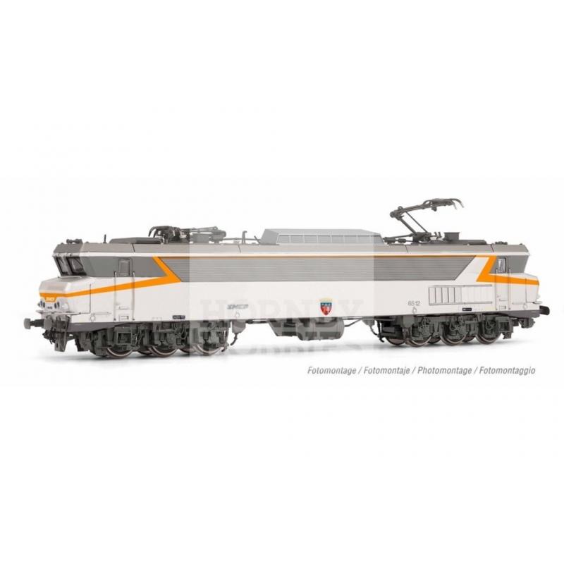 (PRE-COMMANDE) HJ REF: 2369 CC 6512 BÉTON SNCF - ANALOGIQUE.